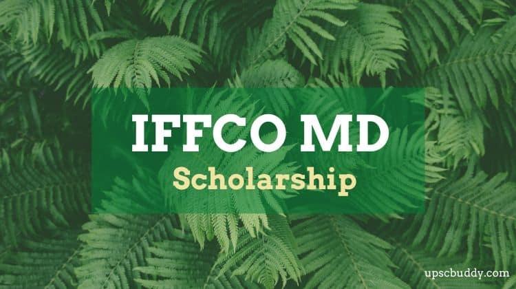 IFFCO MD Scholarship
