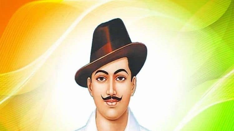 10 Lines on Bhagat Singh in English